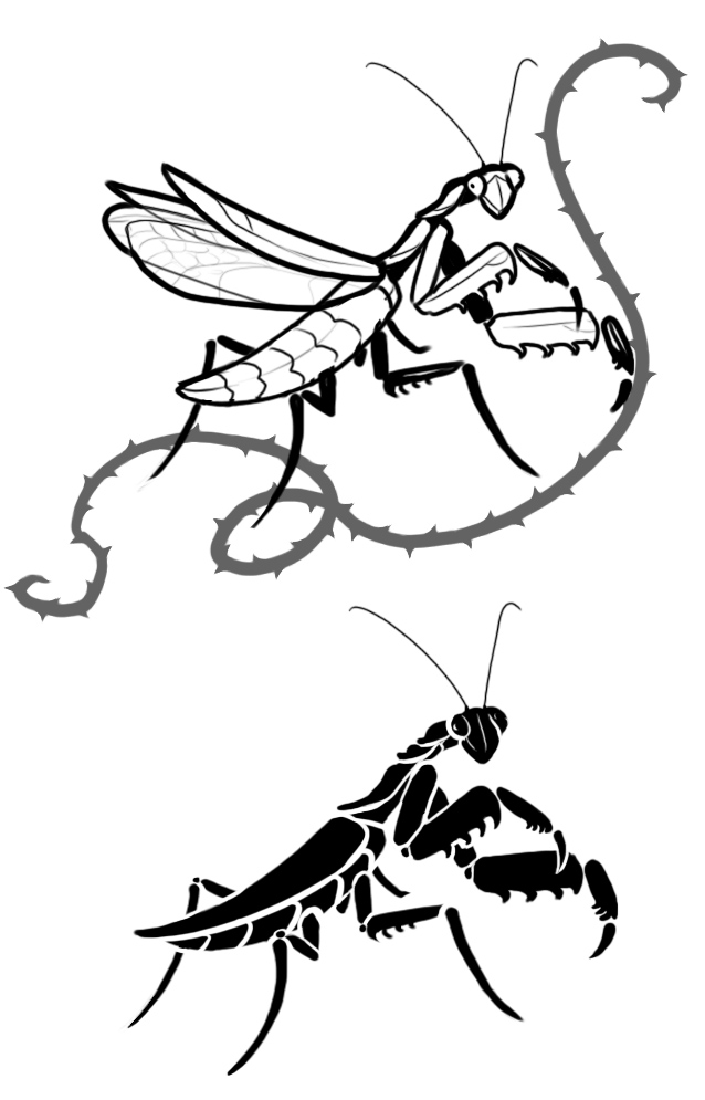 Mantis By Aonikaart On Deviantart