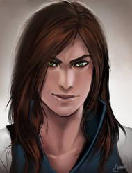 Portrait of Sheridan