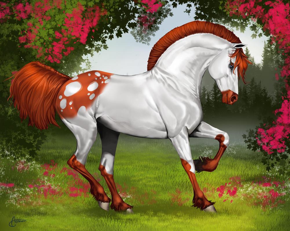 Deviantarts Robot Horse: Breeding By AonikaArt On DeviantArt