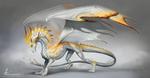 Mayvara the sun dragoness
