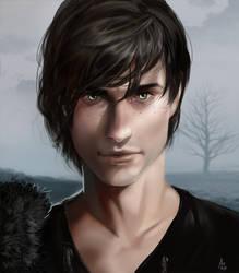 Arryk Exiles- portrait by AonikaArt