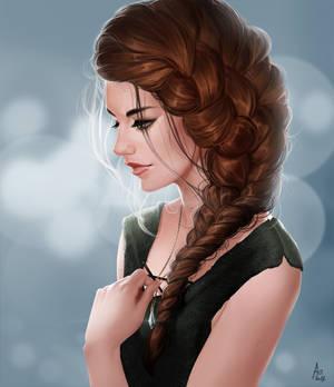Aylee - portrtait