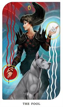 Tarot card - The fool