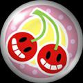 Pin 062- Burning Cherry by NekuxShiki