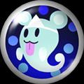 Pin 066- Aqua Ghost by NekuxShiki