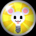 Pin 068- Cornered Rat by NekuxShiki