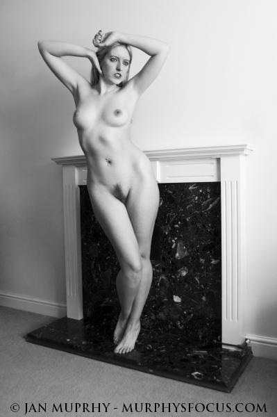 Emma - Statuesque by JanMurphyPhoto