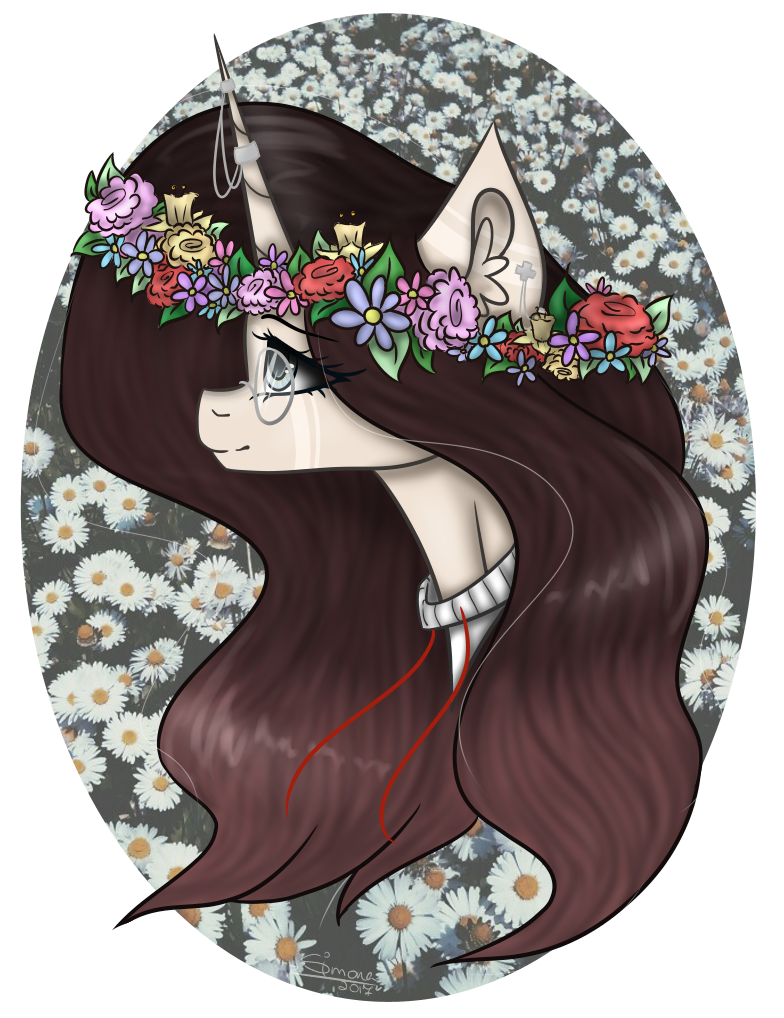Flower Child ~G~ by LilSimona