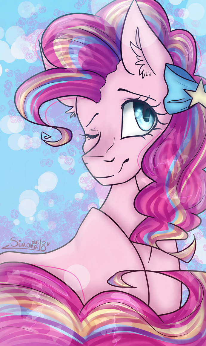 Pinkie Pie by LilSimona