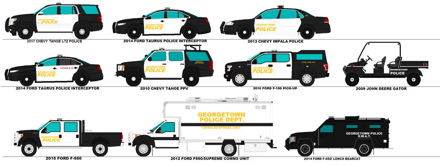 Georgetown Police Department by spiresgm on DeviantArt