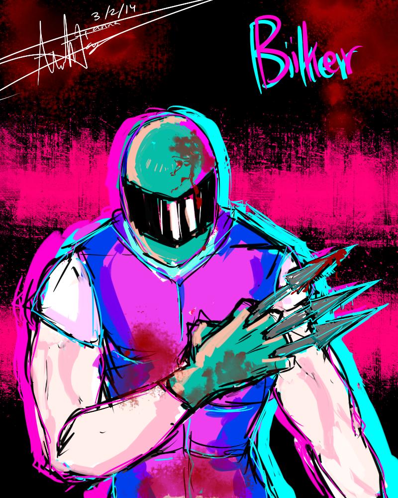 neon rider games