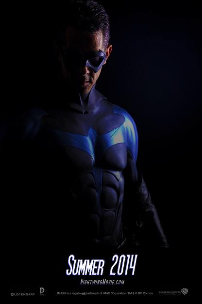 nightwing movie poster by kane52630 on deviantart