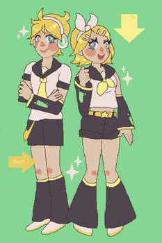 ren and lin