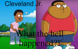 Cleveland Jr. by allygirl56