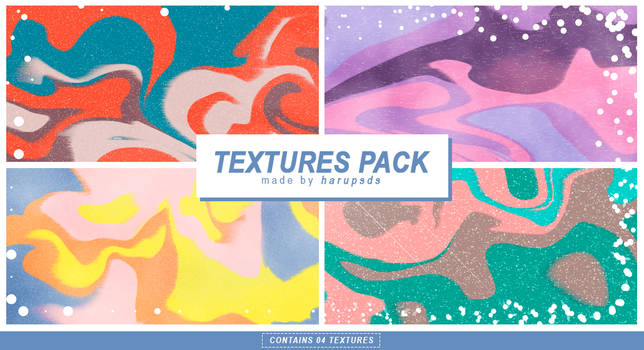 01 textures pack - harupsds