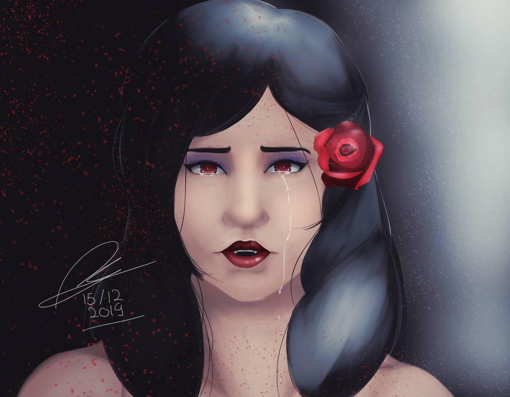 Digital Painting - [Original] Gabriella