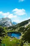 Zirreiner Lake by DomBrezina