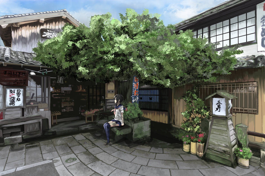 Kamedo Reiya Studio by nakurahal