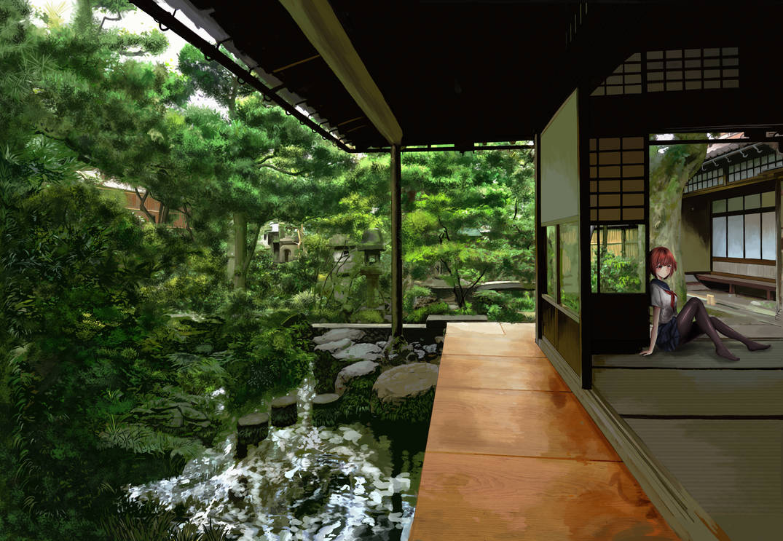 Nomura-home by nakurahal