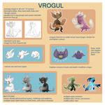 Vrogul- species sheet