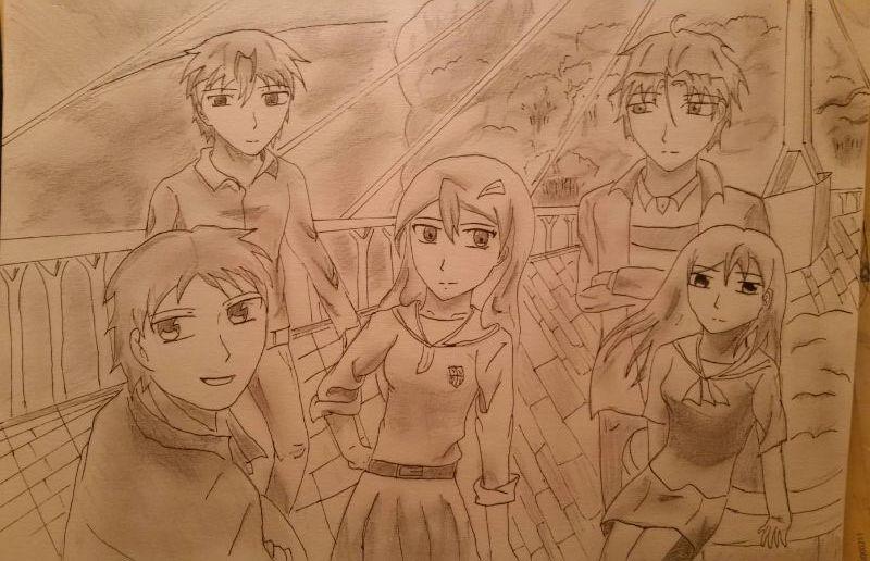 Dessins de Heart  - Page 3 Ano_hana_style_by_hikari_miyako-d9oxcp7