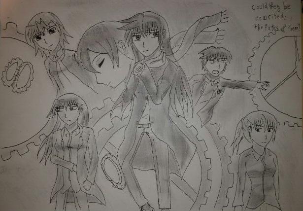 Dessins de Heart  - Page 3 Iori_s_arc__steins_gate_style_by_hikari_miyako-d9prpsd