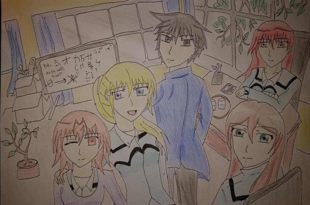 Dessins de Heart  - Page 3 Darksky__laura__miyako__nagisa__saya___rewrite__by_hikari_miyako-d9q058p