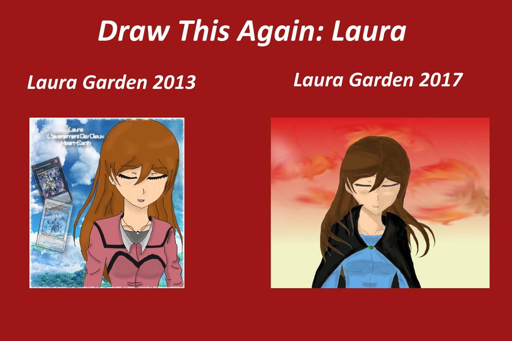 Dessins de Heart  - Page 6 Draw_this_again_laura_by_hikari_miyako-dbrwjwc