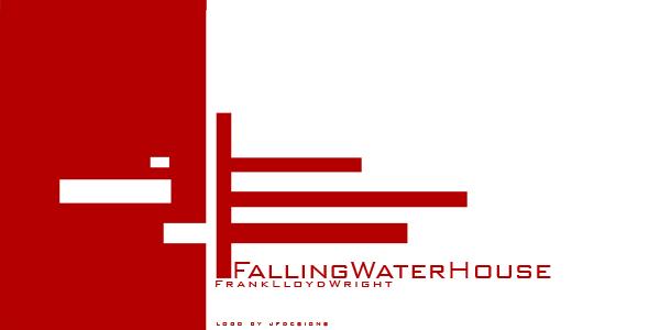 FallingWater House Logo