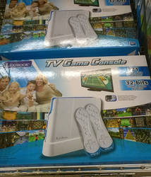 Wii Ripoff by Alucus