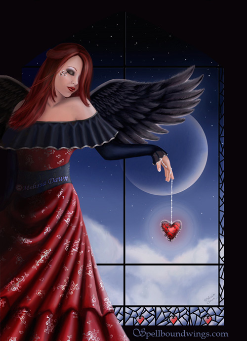 Angel Hearts Break Too by MelissaDawn