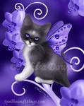 Amethyst Cat