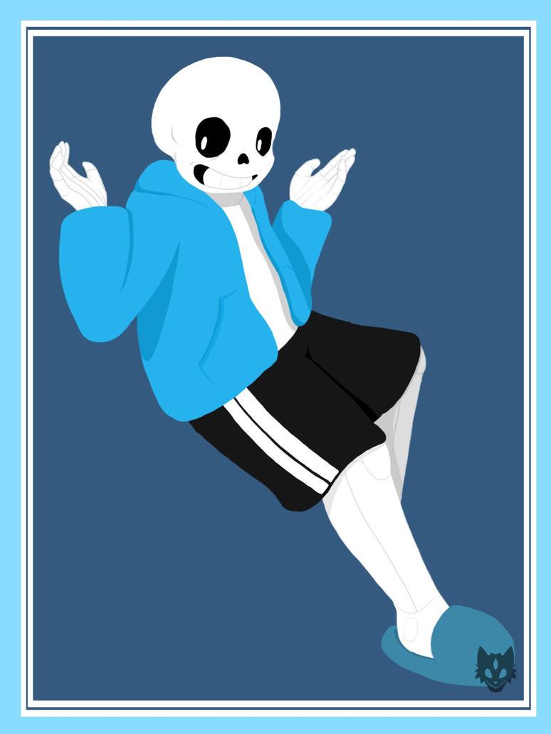 -Insert Skeleton Pun Here- by Sporeture
