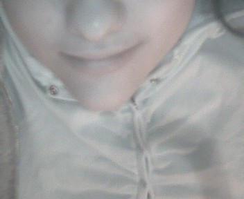 secret smile by badwulfy