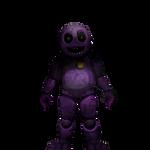 Purple Guy Animatronic