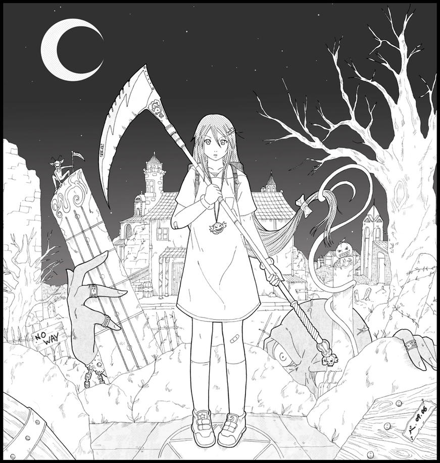 halloween by sbel02