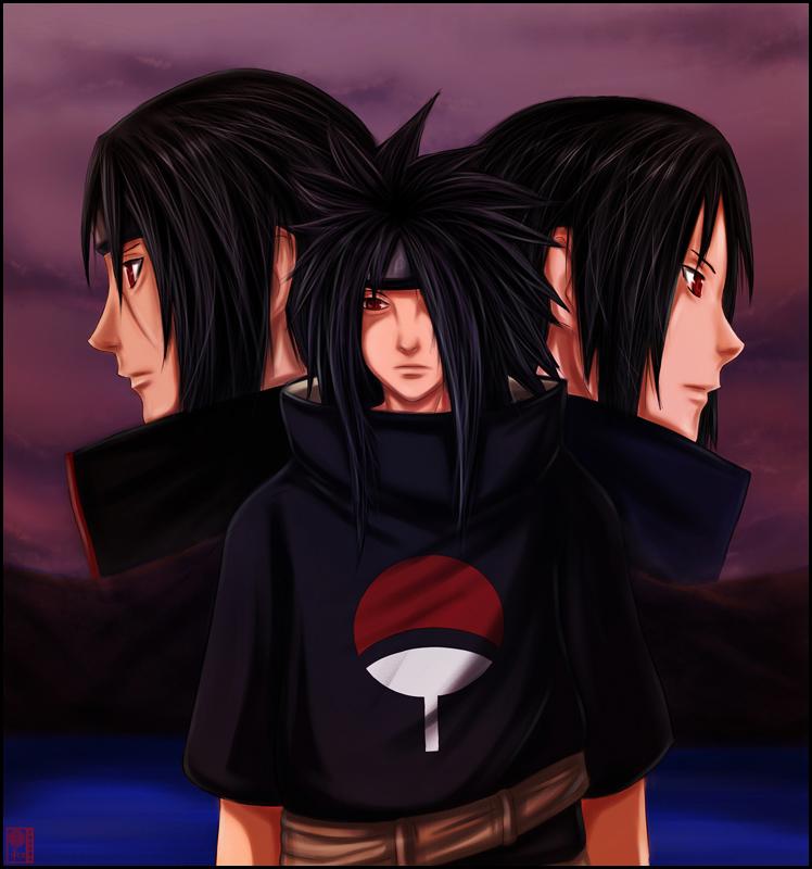 Scandal In Konoha By Sbel02: The Clan Uchiwa By Sbel02 On DeviantArt
