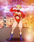Commission Athena Haruka