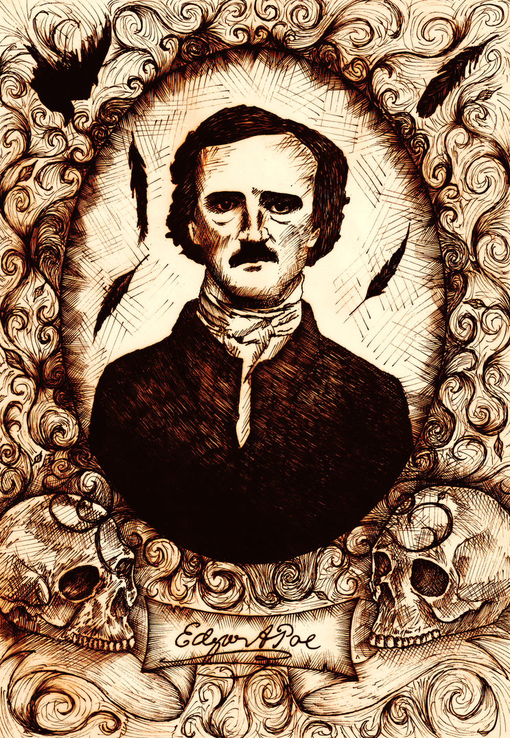 poe oval portrait The oval portrait - edgar allan poe audiobook download $199 add to cart a  man's obsession for recreating life-like art, leads him to forsake reality with.