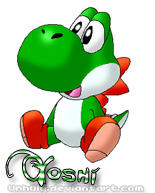 Yoshi by Unh0ly