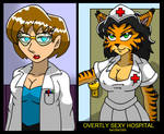 Overtly Sexy Hospital