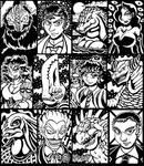 Twelve Random Characters, Pt 1