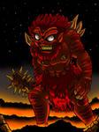 Hawanja the Giant Monster Returns