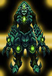Takegami the Mutant Astronaut by Enshohma