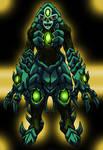 Takegami the Mutant Astronaut