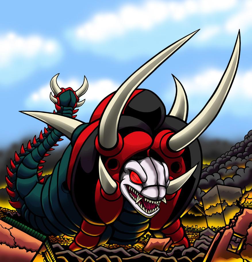 Ultraman Ace Monsters