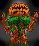 The Pumpkin Rapper - October2013 by Enshohma