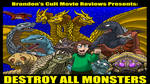 Brandon's Cult Movie Reviews: Destroy All Monsters
