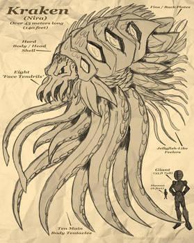 The Krakens of Nira - December 2015