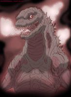 Shin Godzilla - January 2016 by Enshohma